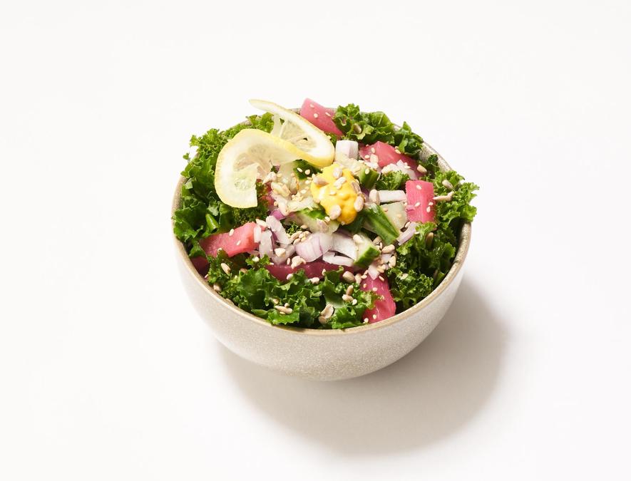 Turn Up Salad