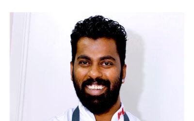 Chef Murali Thamba (Brindleberry Catering)