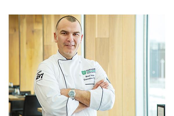 Chef Raul Sojo (Bistro 67)