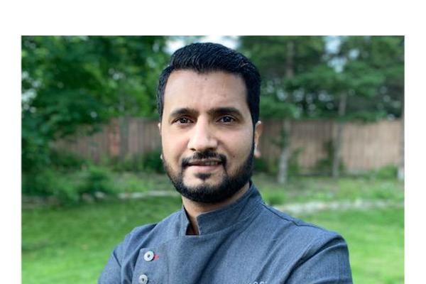 Chef Suhail Sayed