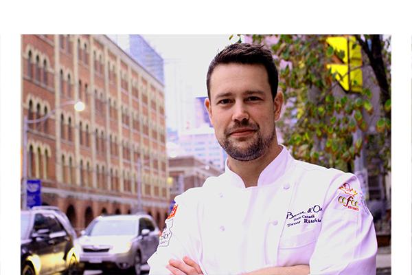 Chef Trevor Ritchie